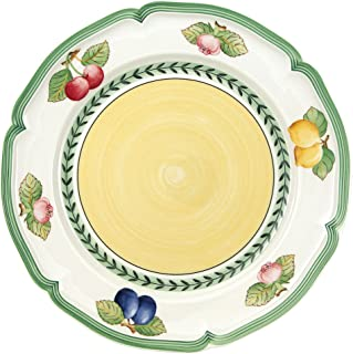 French Garden Fleurence Dinner Plate Set of 6 by Villeroy & Boch - 10.25 inches