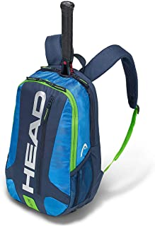Elite Backpack Bolsa para raquetas de tenis Unisex adulto