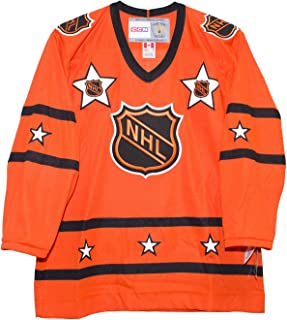 Wales Conference 1981 NHL All Star CCM Jersey