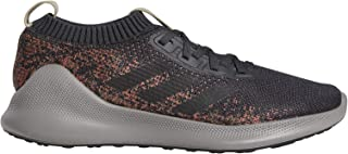 Adidas purebounce+ m, Men's Road Running Shoes, Black (Carbon/Core Black/True Orange), 8.5 UK (42 2/3 EU)