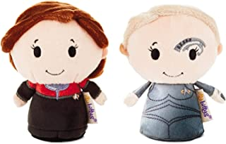 HMK itty bittys Star Trek: Voyager Captain Janeway and Seven of Nine, Special Edition