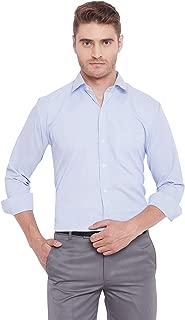 GreenLeaf Men's Checkered Formal & Casual Shirt