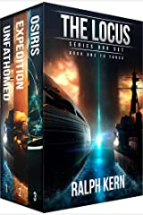 The Locus: Books One To Three Kindle Edition