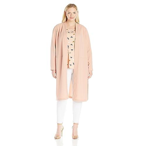 883006d278df6 Junarose Women s Plus Size Denka Long Sleeve Jacket