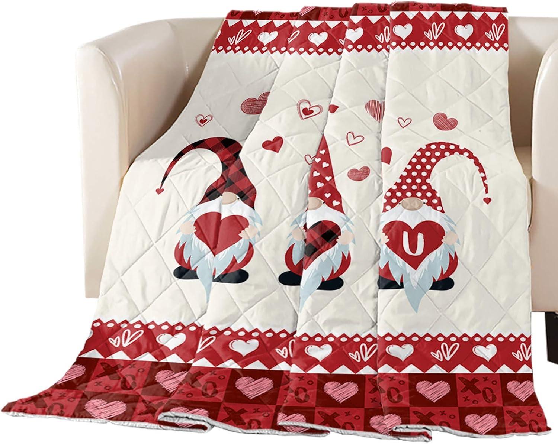 Comforter Duvet Insert Home Max 48% Super special price OFF Quilt Gno Valentine's Cute Happy Day