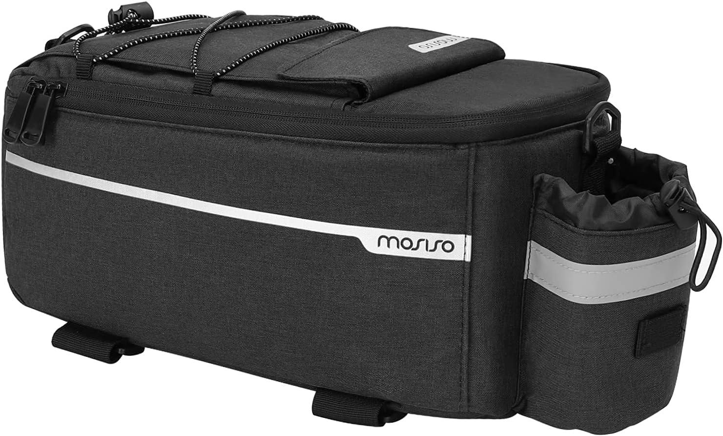 MOSISO cheap Bike Rack Bag Insulated Popular brand Waterproof Trunk Cooler