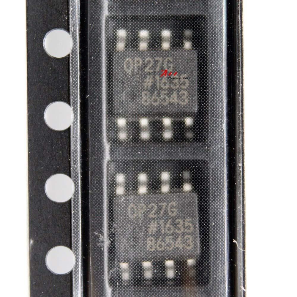 Buffer Amplifier OP27 OP27G OP27GSZ 100PCS Max New York Mall 40% OFF SOP-8 OP27GS