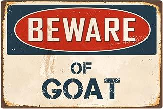 StickerPirate Beware of Goat 8
