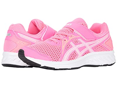 ASICS Kids Jolt 2 PS (Toddler/Little Kid) (Hot Pink/White) Girls Shoes