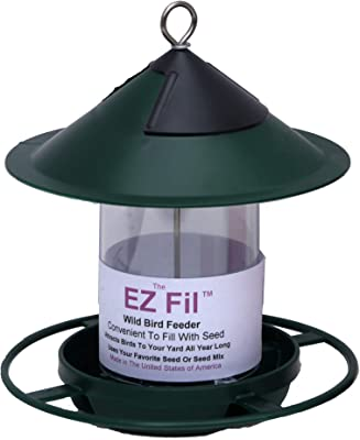 Beck's BECKSEZB EZ Fill Bird Feeder Sunflower/Safflower