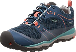 KEEN Unisex-Child Terradora Low WP Hiking Shoes