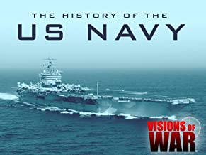 The History of the US Navy