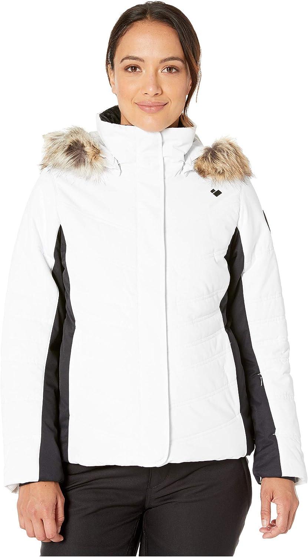 Obermeyer Petite Tuscany II Jacket White 4P