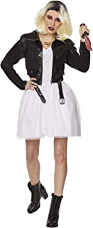 Large Rubies Childs Bride of Chucky Costume