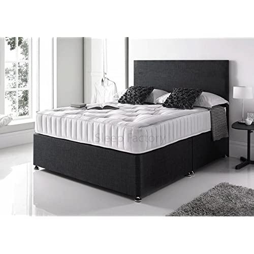 new york ffa34 9a335 Super King Bed and Mattress: Amazon.co.uk