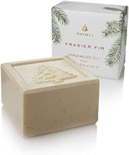 Thymes Bar Soap - 5.5 Oz - Frasier Fir