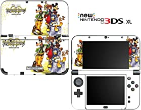 Kingdom Hearts Re:coded Decorative Video Game Decal Skin Sticker Cover for the