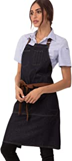 chef works memphis bib apron