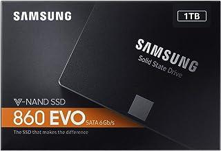 "Samsung 860 EVO 2.5"" SATA3 Solid State Disk, 1TB"