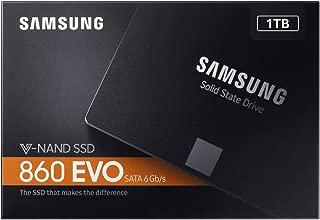 1TB SSD 860 EVO 2.5 SATA III