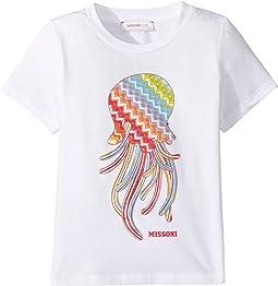 Missoni Kids - Placed Print Jellyfish T-Shirt (Toddler/Little Kids)