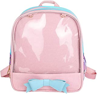 Ita Bag Candy Backpack Bowknot Kawaii Window Bag