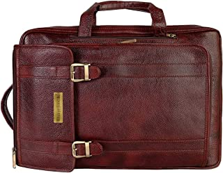 BAG JACK - Eltanin-I | Most Eye-catching | Handcrafted | Natural Grain Leather | Men Office Backpack| Leather Laptop Backp...
