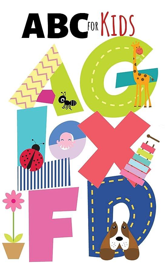 購入チェスをする先入観ABC For Kids: Book for Ages 1-6 for Kids, Toddlers, Boys, Girls, Kids, preschool&Kindergarten, Picture Book, Activities Book (English Edition)