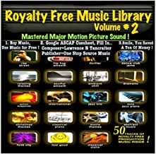 Royalty Free Music Library V2 (50 Songs)
