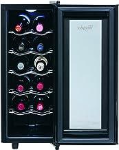 Whirlpool WW2001B Cava de Vinos 12 Botellas, negro