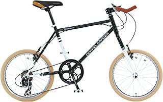 DOPPELGANGER(ドッペルギャンガー) 折りたたみ自転車 BACKFLIPPERシリーズ PARCEIRO 260-GR 20インチ 独自開発折りたたみフレーム採用