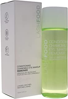 LashFood Conditioning Chamomile Eye Makeup Remover for Women, 3.4 oz
