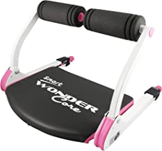 WONDER CORE Smart : Cardio+ Body Muscle Toning - Fitness Equipment - Muscles Building Exercises- Compact & Portable with O...