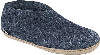 Glerups Shoe Slipper Denim, 36.0