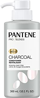 Pantene Pro-v Blends Charcoal Conditioner, 10.1 Fluid Ounce