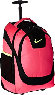Accessories Rolling Laptop Backpack (Hyper Pink)