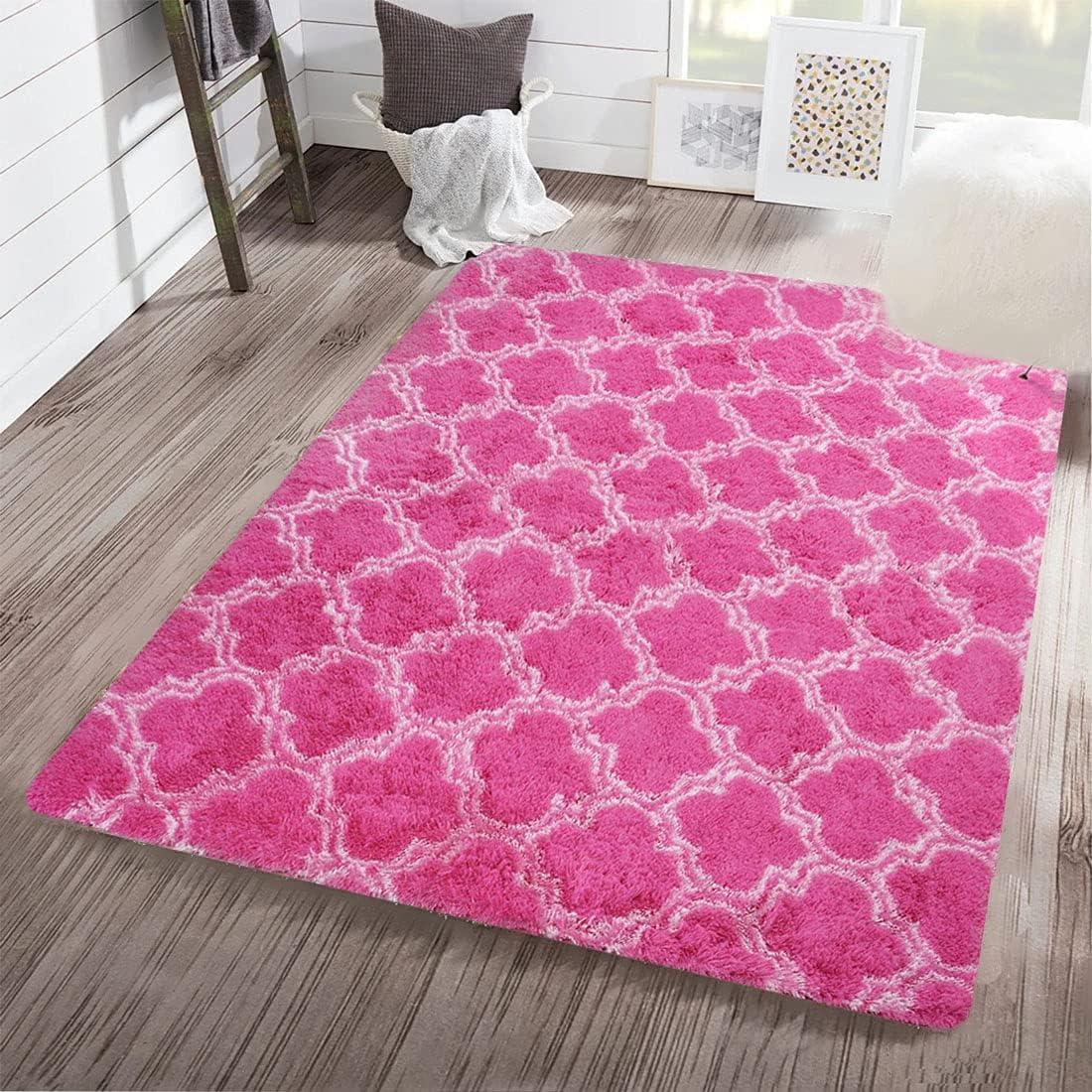WHOW Sale special price Super Soft Area Rug Modern Fluffy 25% OFF Carpet Shag Living Room