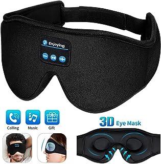 Sleep Mask,3D Upgraded Sleep Headphones Bluetooth Eye Mask