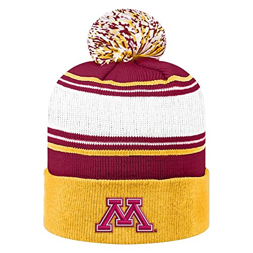 c65589a273d810 Top of the World NCAA Men's Knit Hat Ambient Warm Team Icon