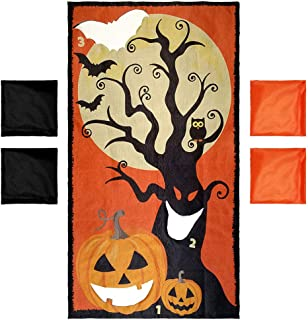 Halloween Games Outlet – BeanBag Party Or Festival HalloweenToss Game for Kids