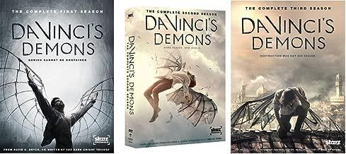 Da Vinci's Demons Complete Series (seasons 1-3)