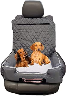 Seat Armour Pet2Go Grey Car Pet Bed and Seat Cover Grey