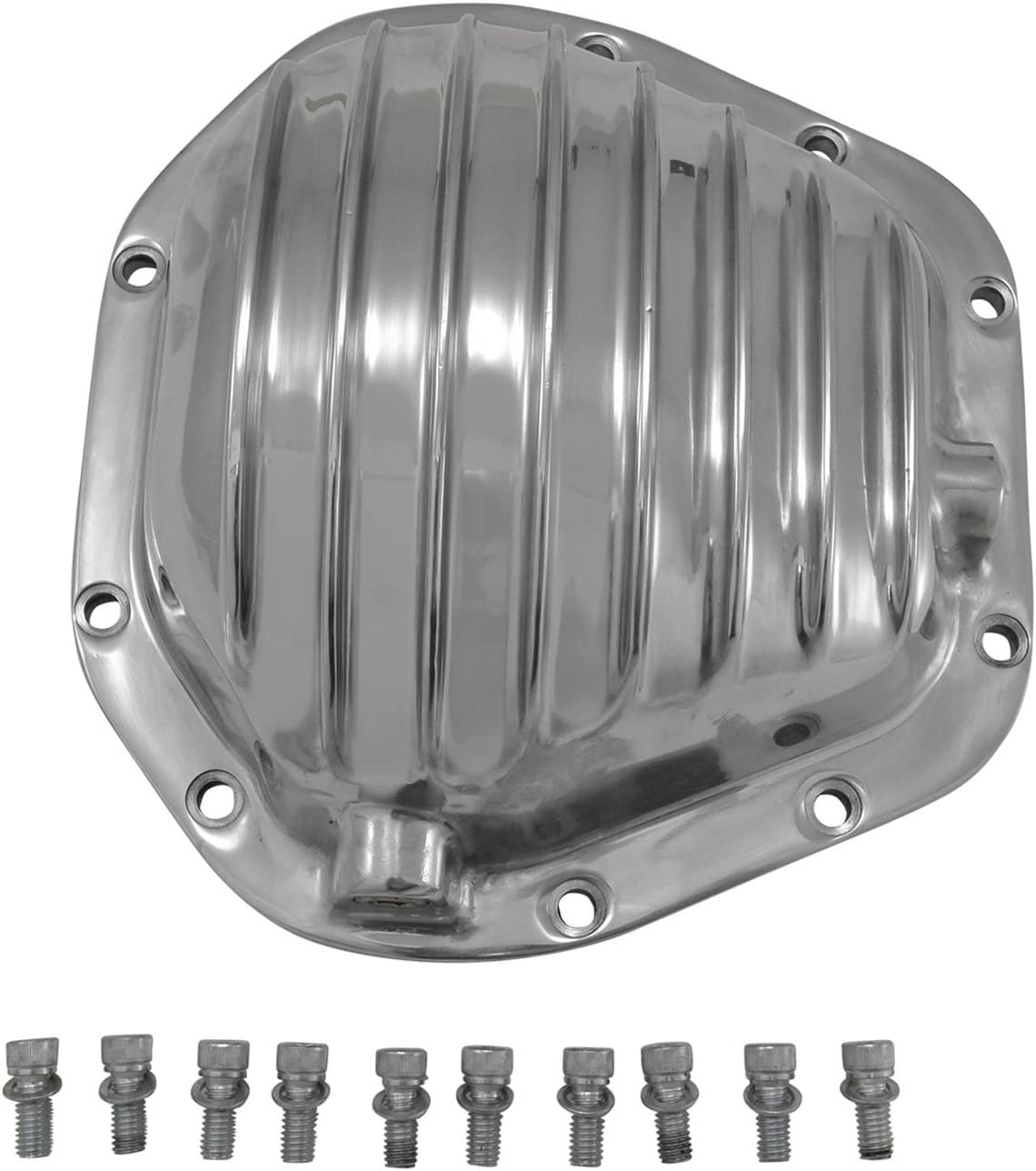 Yukon Gear safety Axle YP Cheap super special price Replacement C2-D60-STD Aluminum Polished