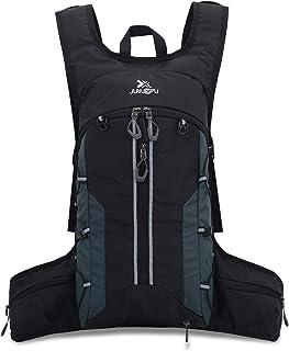 Roeam Mochila Ciclismo de Plegable Ligera con Funda de Casco para Excursionismo,Ciclismo,Alpinismo,Senderismo,Camping al Aire Libre