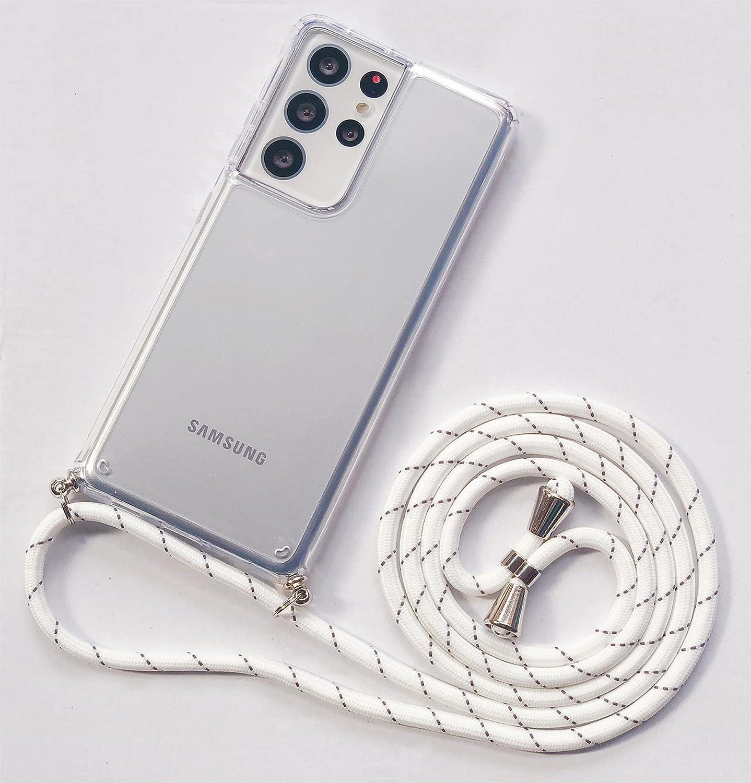 Crossbody Lanyard Phone case for Samsung Galaxy S21 Ultra 6.8