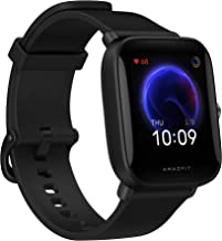 Amazfit Bip U Health Fitness Smartwatch with SpO2 Measurement, 9-Day Battery Life, Breathing, Heart Rate, Stress, Sleep Mo...