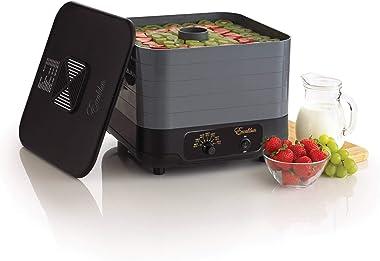 Excalibur EZ Dry Deshidratador eléctrico apilable de alimentos con control de temperatura con sensor de calor incluye pantall