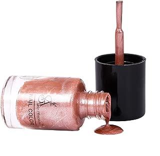 SKIN ABSOLUTE Nail Polish/Nail Paint (Premium Quality Enamel) 6ml (Hazel Up)