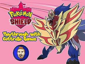 Pokemon Shield Playthrough with Cottrello Games