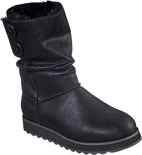 Skechers Womens Keepsakes 2.0 - Upland Boots in Black.